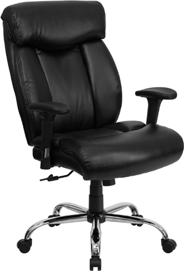 Picture of Flash Furniture GO-1235-BK Executive Chair