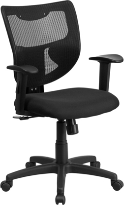 Picture of Flash Furniture WL-F061SYG Mesh Office Chair