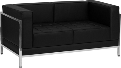 Picture of Flash Furniture ZB-Imag-LS Waiting Room Love Seat