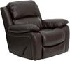Picture of Flash Furniture MEN-DA3439 Black Leather Recliner