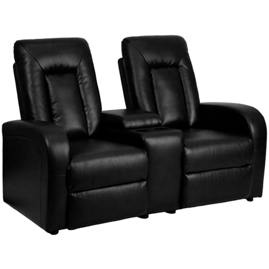 Picture of Flash Furniture BT-70259-2 Duel Home Theatre Recliners