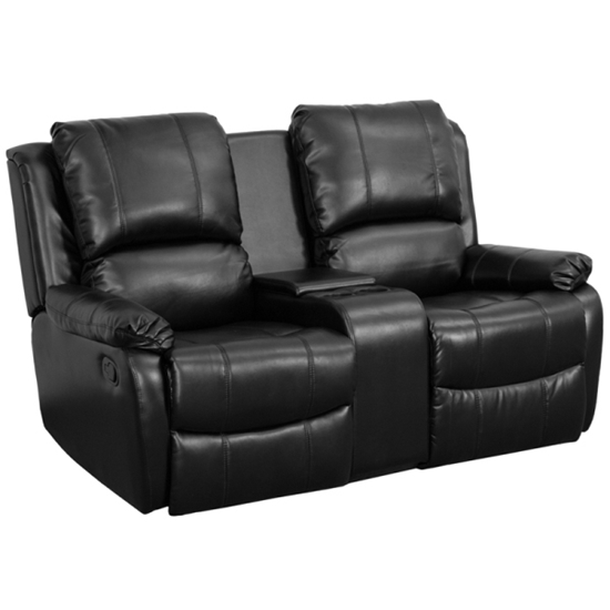 Picture of Flash Furniture BT-70295-2 Duel Home Theatre Recliners