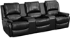 Picture of Flash Furniture BT-70295-3 3 Seat Home Theatre Chairs