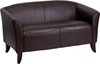 Picture of Flash Furniture 111-2-Color-GG Reception Love Seat