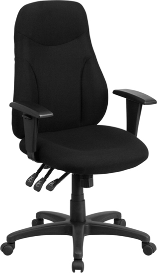 Picture of Flash Furniture BT-90297H Executive Office Chair