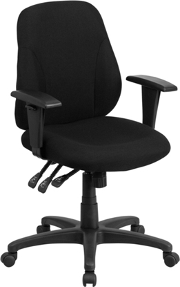Picture of Flash Furniture BT-90297S Desk Chair