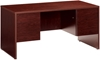 Picture of Global G3060DP Double Pedestal Office Desk