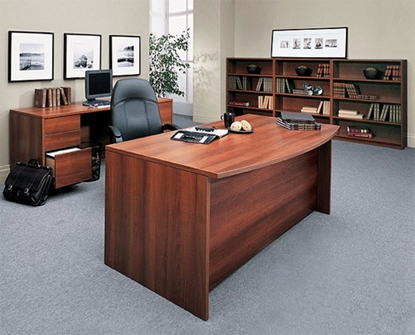 Picture of Global H2472D4 Executive Office Suite
