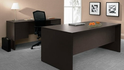 Picture of Global G3672DP-G2066CK Executive Office Desk