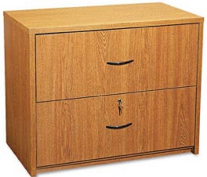 Picture of Global C2036LF Two Drawer Lateral File