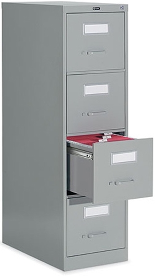 Picture of Global 26-400 Four Drawer Vertical Letter File