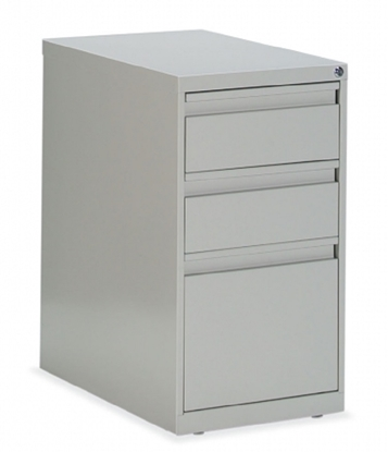 Picture of Global GWP-23BBF 3 Drawer File Pedestal