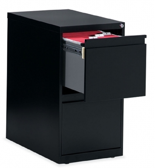 Picture of Global GWP-23FF 2 File Drawer Pedestal