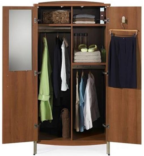 Picture of Global GCLWD02 Sonoma Wardrobe Cabinet