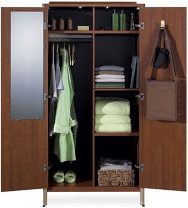 Picture of Global GCLWD03 Sonoma Wardrobe Cabinet