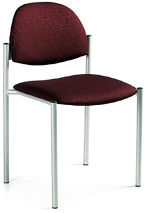 Picture of Global 2172 Armless Stacking Office Chair