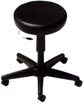 Picture of Global 1105 File Buddy Pneumatic Swivel Stool