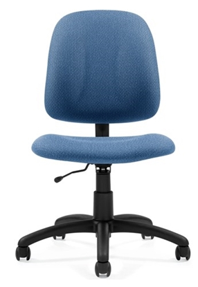 Picture of Global 2239-6 Armless Office Chair