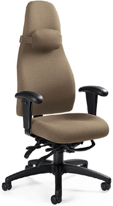 Picture of Global 4430 High Back Executive Office Chair