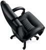 Picture of Offices to Go OTG11618B Leather Office Chair