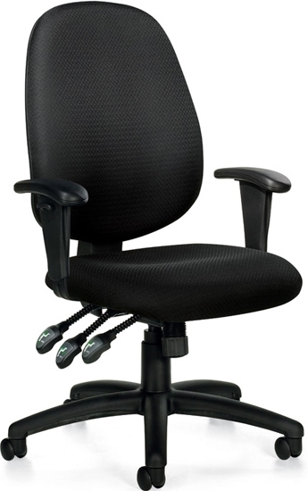 Picture Of Offices To Go OTG11613 High Back Computer Chair