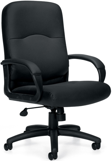 offices to go otg11617b executive chair. Black Bedroom Furniture Sets. Home Design Ideas