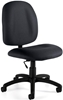 Picture of Offices to Go OTG11650 Armless Black Office Chair