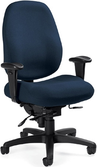 Picture of Global 2432-16 Dexter Plus Big & Tall Chair