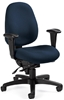 Picture of Global 2437-1 Dexter Big & Tall Chair