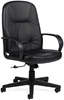 Picture of Global 4003 Black Leather Executive Chair