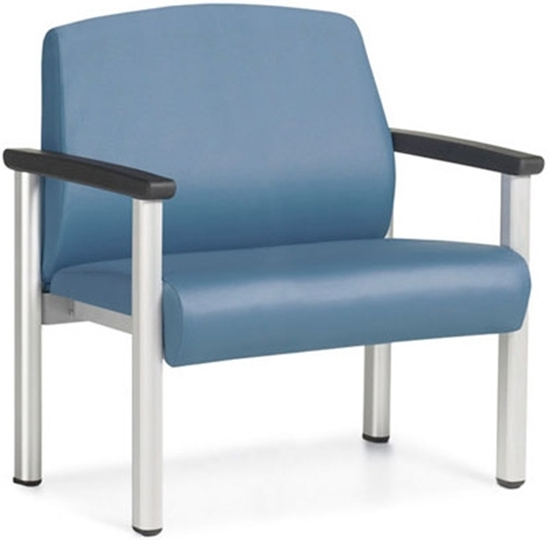 Picture of Global GC4125 Bariatric Guest Chair with Arms