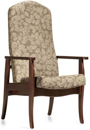 Picture of Global GC7520-21 High Back Arm Chair