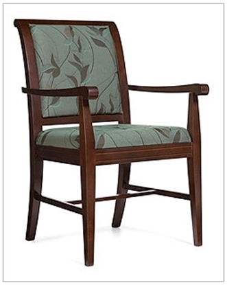 Picture of Global GC4160 Kensington Wood Dining Chair