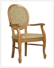 Picture of Global GC4161 Wood Waiting Room Chair with Arms