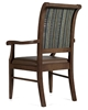 Picture of Global GC4164 Wood Waiting Room Armchair