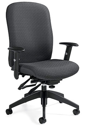 Picture of Global 5450-3 High Back Office Chair