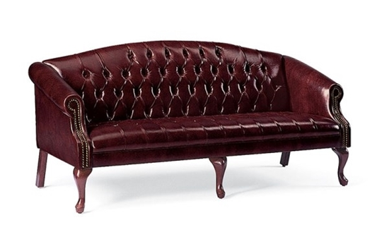 Picture Of Global 3773 Waiting Room Sofa