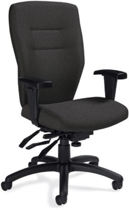Picture of Global 5081-3 Mid Back Adjustable Office Chair