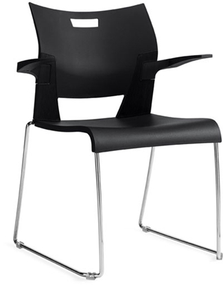Picture of Global 6620 Modern Stacking Armchair