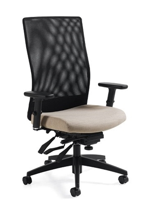 Picture of Global 2220-3 High Back Mesh Office Chair