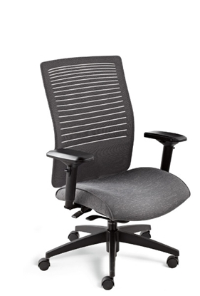 Picture of Global 2662-8 Adjustable Mesh Office Chair