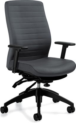 Picture of Global 2851-3 High Back Executive Chair