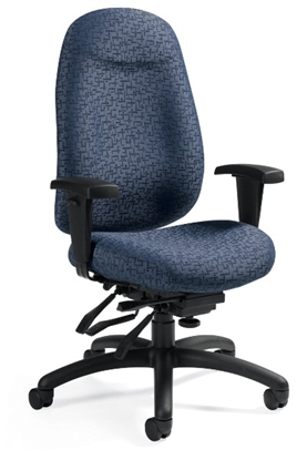 Picture of Global 1170-3 Executive Office Chair
