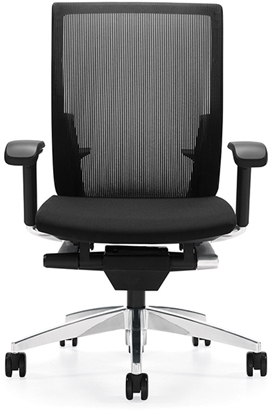 Picture of Global 6007 Adjustable Mesh Office Chair