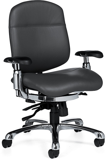 Eco Friendly Leather Office Chair