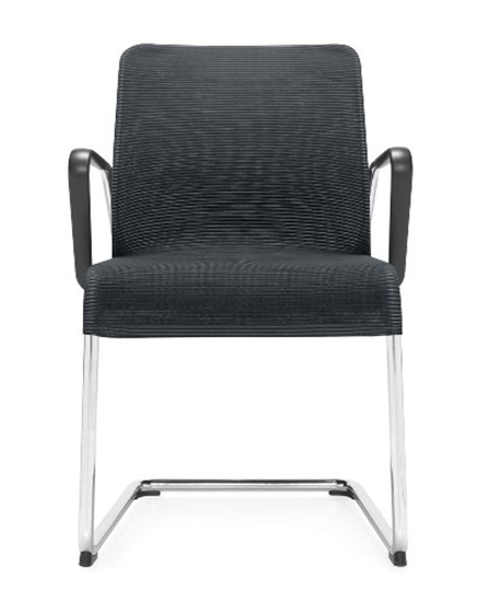 Picture Of Global 5945 Guest Office Chair With Arms