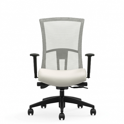 Picture of Global 6321-0 High Back Synchro-Tilter Chair