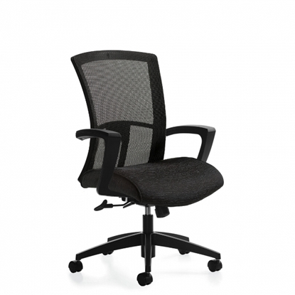 Picture of Global 6321-4 High Back Office Chair