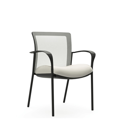 Picture of Global 6325 Mesh Low Back Guest Chair