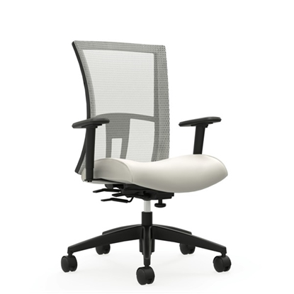 Picture of Global TS6321-3 Heavy Duty Mesh Back Chair